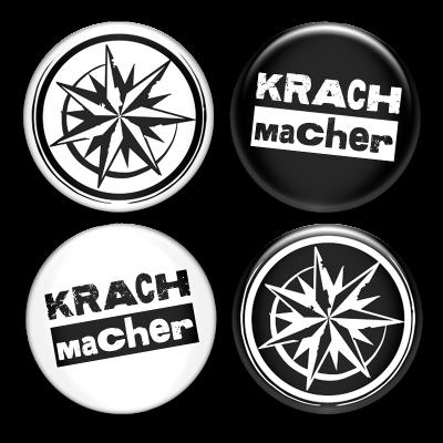 krach-buttons-schwarz-weiss